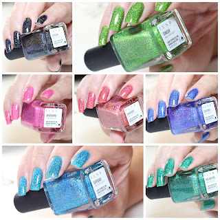 Summer Jellies 2017, ILNP, I Love Nail Polish Brand, Coleção completa, Someday, Surfboard, Good Vibes, Misbehaving, Sunkissed, Cityscape, Ciba C, Alquimia das Cores,