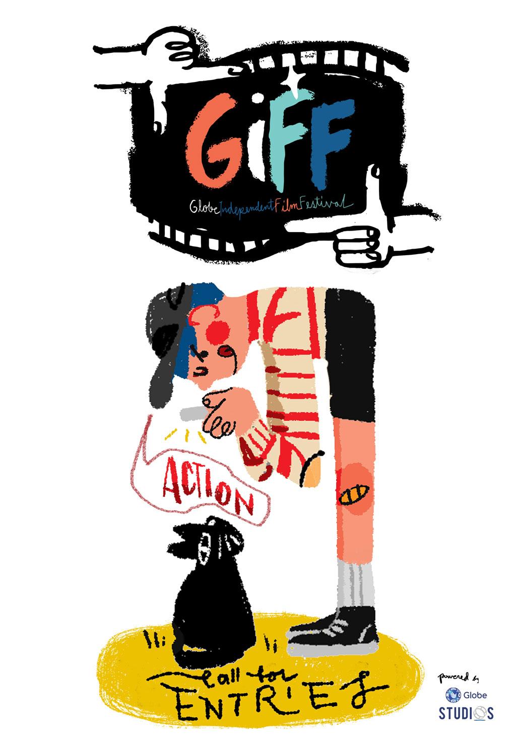 Globe Independent Film Festival Official Logo