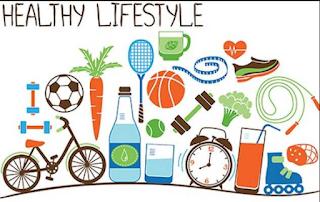 cara hidup sehat paling mudah dan efektif
