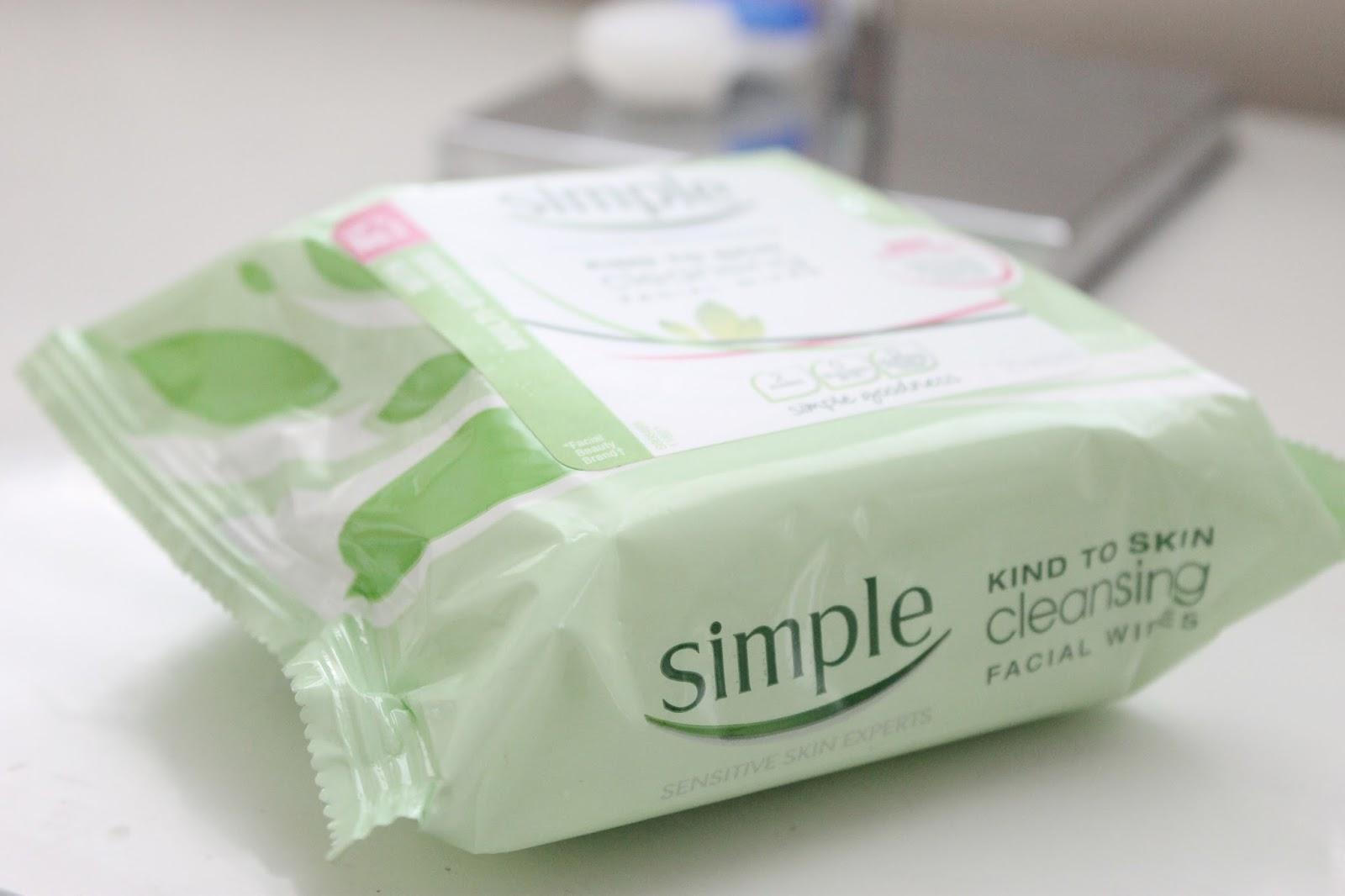 simple wipes