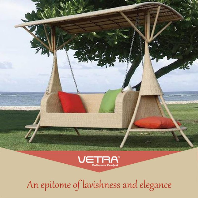spend your holiday in outmost comf garden furniture
