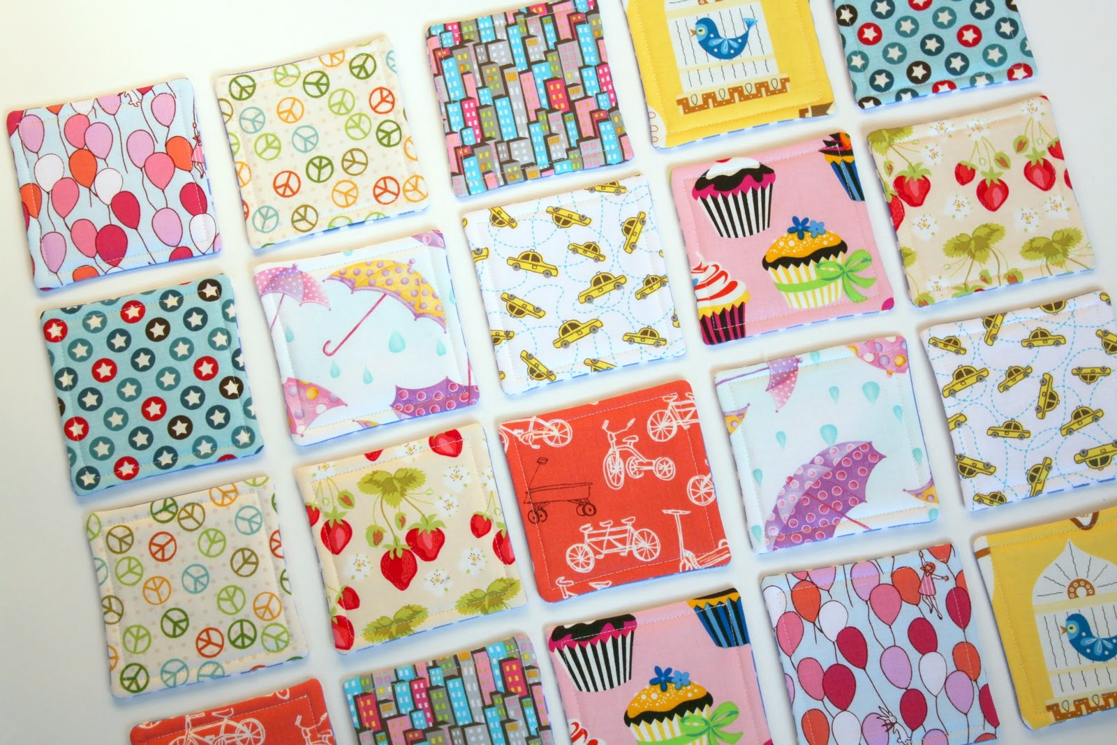 Diy Fat Quarter Projects Re Sew Lutions Guest Post 39i Spy 39 Fabric Matching Game