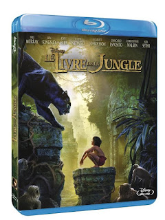 Le Livre de la Jungle en Blu-ray