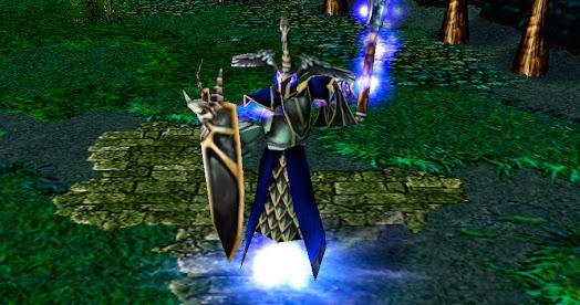 Lightning Revenant | Razor DotA 1 | DotA Allstars