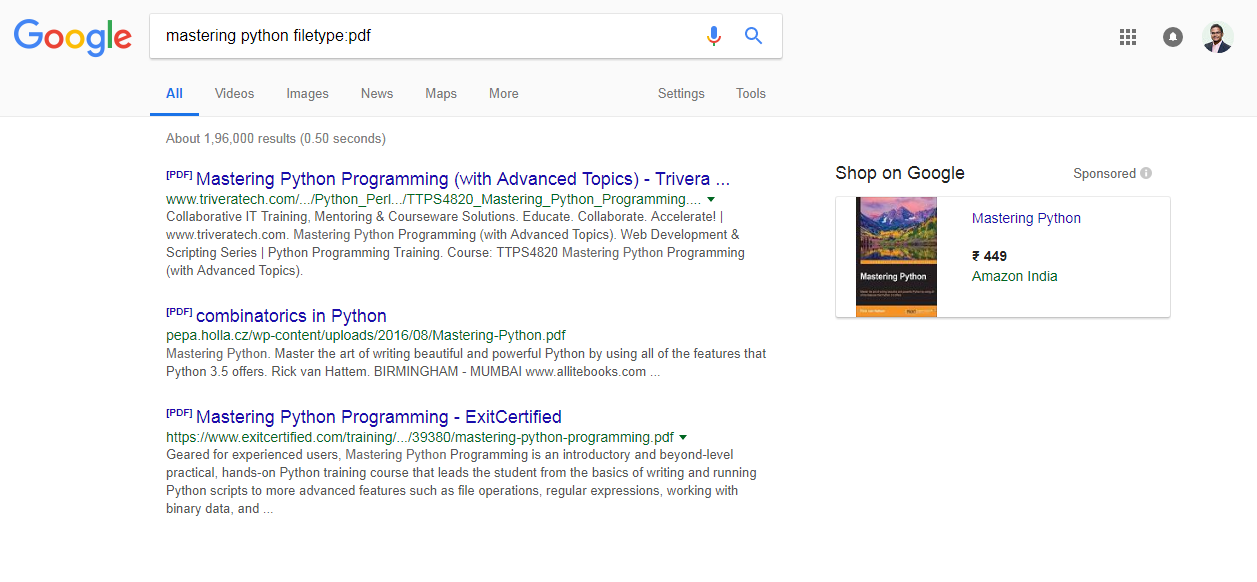techie_sai: How to use Google for Free Books