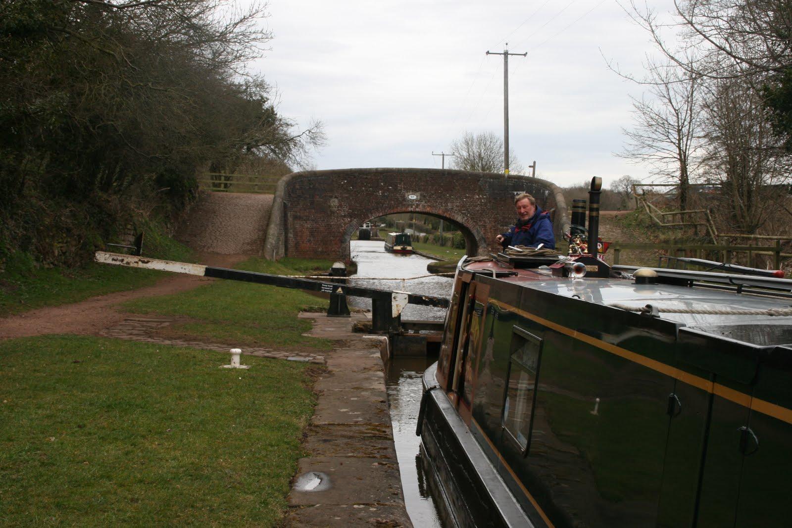 Narrow Boat Albert Stone