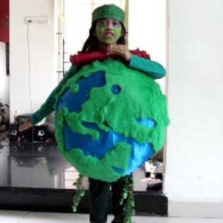 A World Of Earth Costumes Even You Can Make Reycle