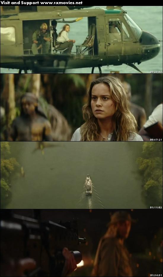 Kong Skull Island 2017 English 480p HDRip