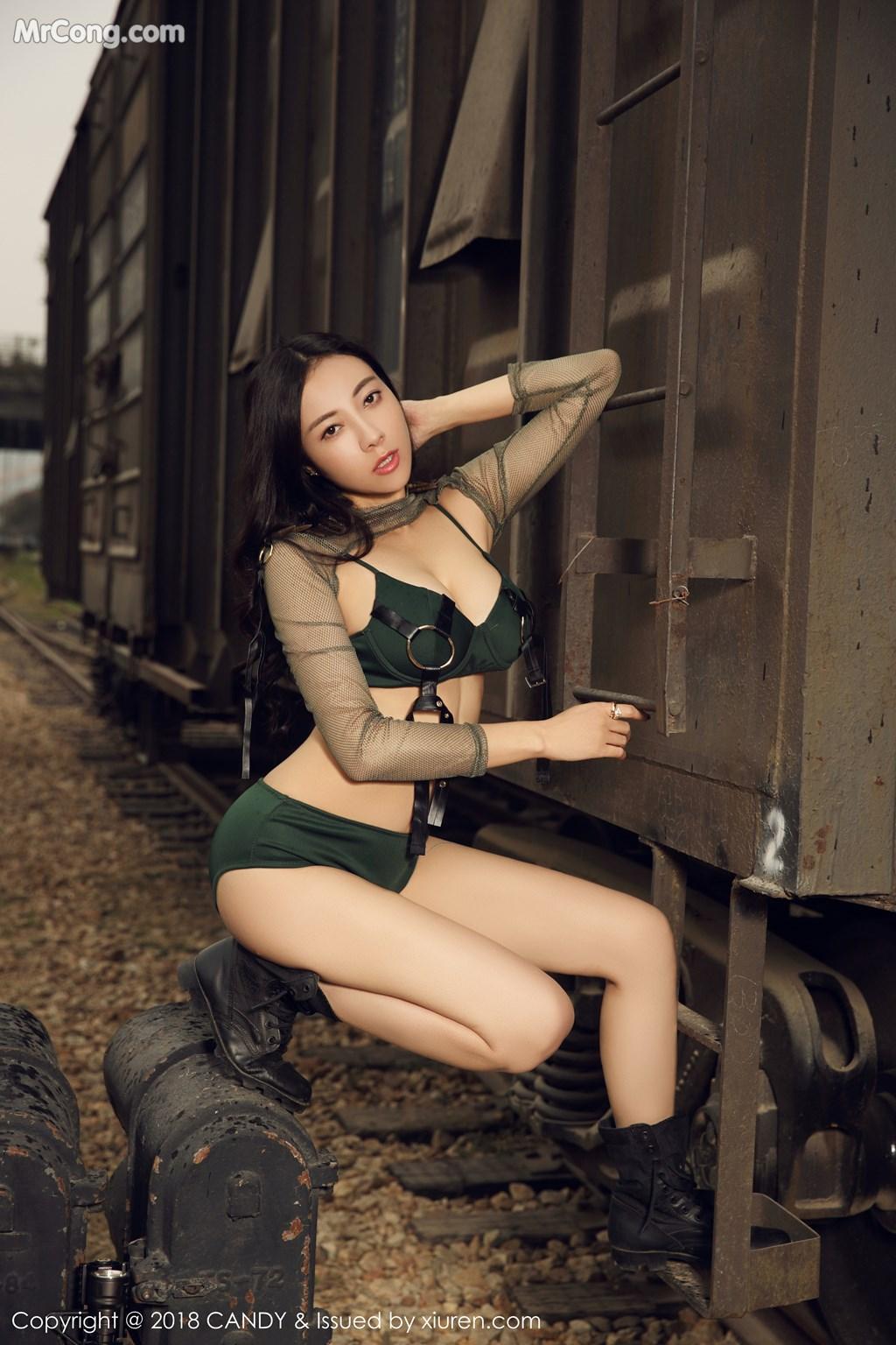 Image CANDY-Vol.061-Victoria-Guo-Er-MrCong.com-008 in post CANDY Vol.061: Người mẫu Victoria (果儿) (39 ảnh)