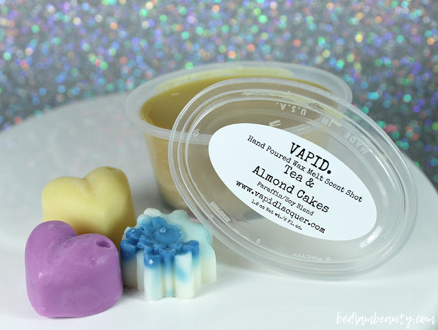 Vapid Lacquer wax scents ♥