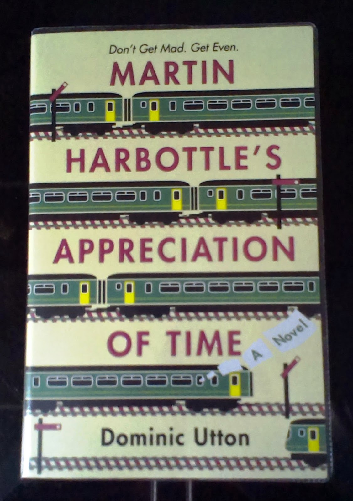 Martin Harbottle's Appreciation of Time by Dominic Utton