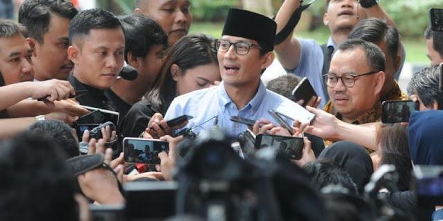 Animo Masyarakat Dukung Perjuangan Prabowo-Sandi Membesar, Ini Gejalanya