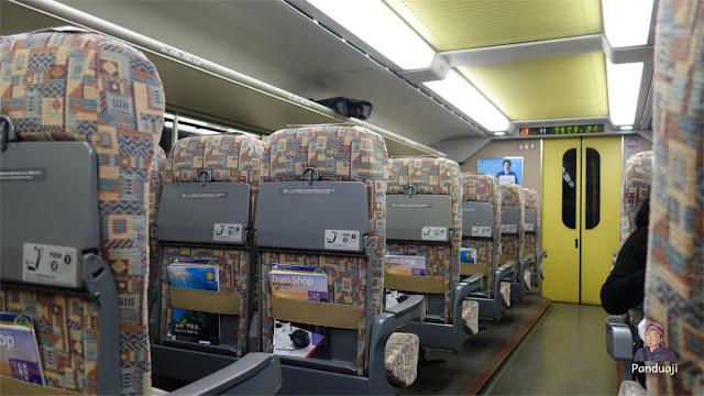 Daleman Shinkansen