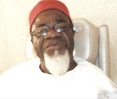 Ezeife, former Anambra governor