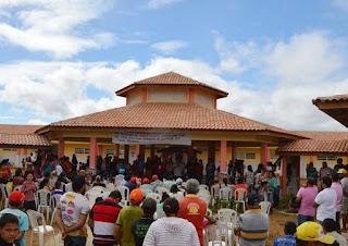Prefeito Arquimedes entrega a Escola Municipal Jucarli Henrique Alves