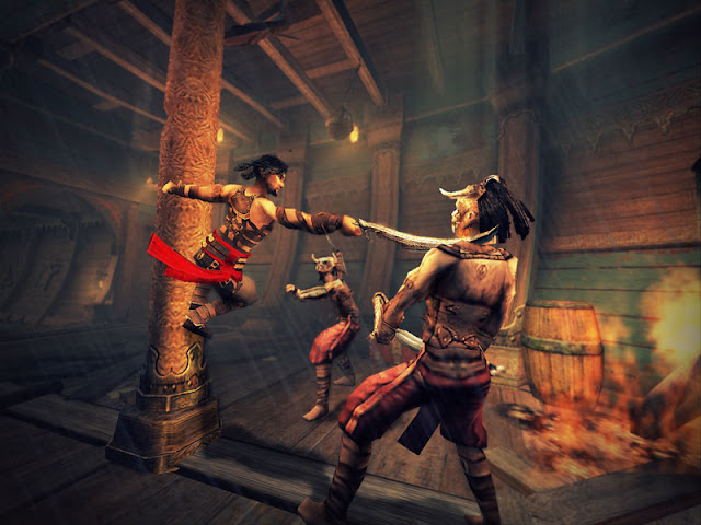 Prince of Persia Warrior Within Full Version Free PC Gameplay