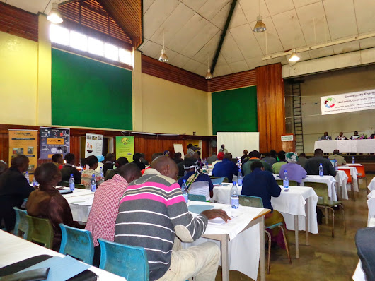 Malawi's First Community Energy Conference a Huge Success!