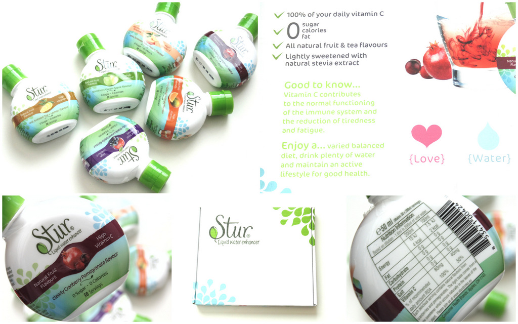 Review: Stur Water Enhancers