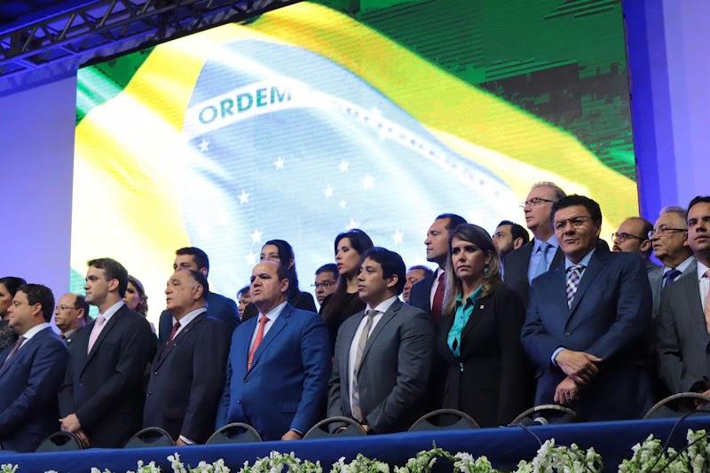 Osmar Filho prestigia posse da diretoria da OAB-MA e destaca parceria da instituição com a Câmara