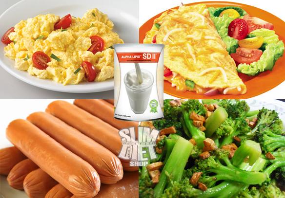 Diet Atkins : Peringkat 1 Induction