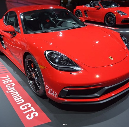 The Price Of The Porsche Cayman