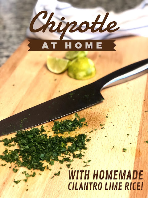 Easy & Delicious Chipotle at Home