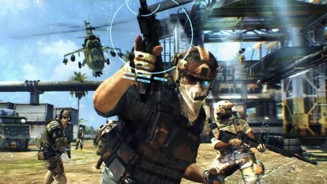 Tom Clancys Ghost Recon Future Soldier Xbox 360 Español NTSC Descargar 2012