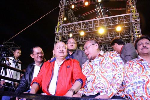 Bupati Muba Janji Dukung Penuh Perhelatan Asian Games