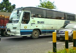 Dedikasi DAMRI Untuk Indonesia