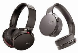 Novos HeadPhones Potentes da Sony