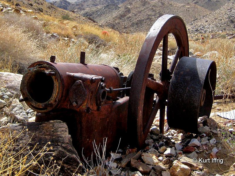 Lost Mines of Southern California: Contact Mine