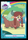 My Little Pony Yona Series 5 Trading Card