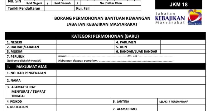 Bantuan Jkm Selangor Author On Y