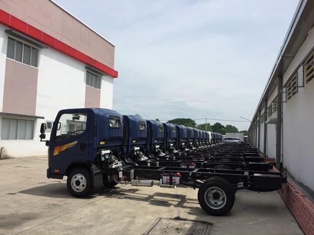 Phụ tùng xe tải Teraco: tera 100, tera 190, tera 230, tera 240, tera 250, tera 350