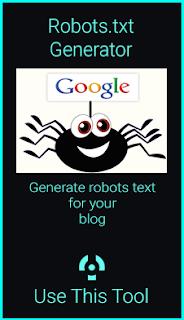 robots generator