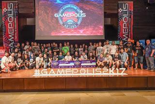 Gamepolis 2017, la feria del videojuego de Málaga