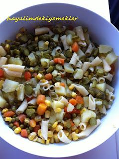 amerikan salatasi nasil yapilr