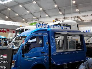 Moko hasil modifikasi Tata Ace EX2