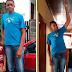 Jovem de 17 anos que tem 2,18 m, deixa escola para fazer tratamento no interior da Bahia