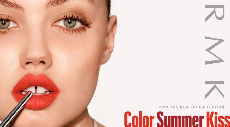 RMK Color Summer Kiss 2019 Campaign