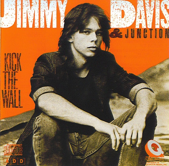 Jimmy Davis and Junction Kick the wall 1987 aor melodic rock