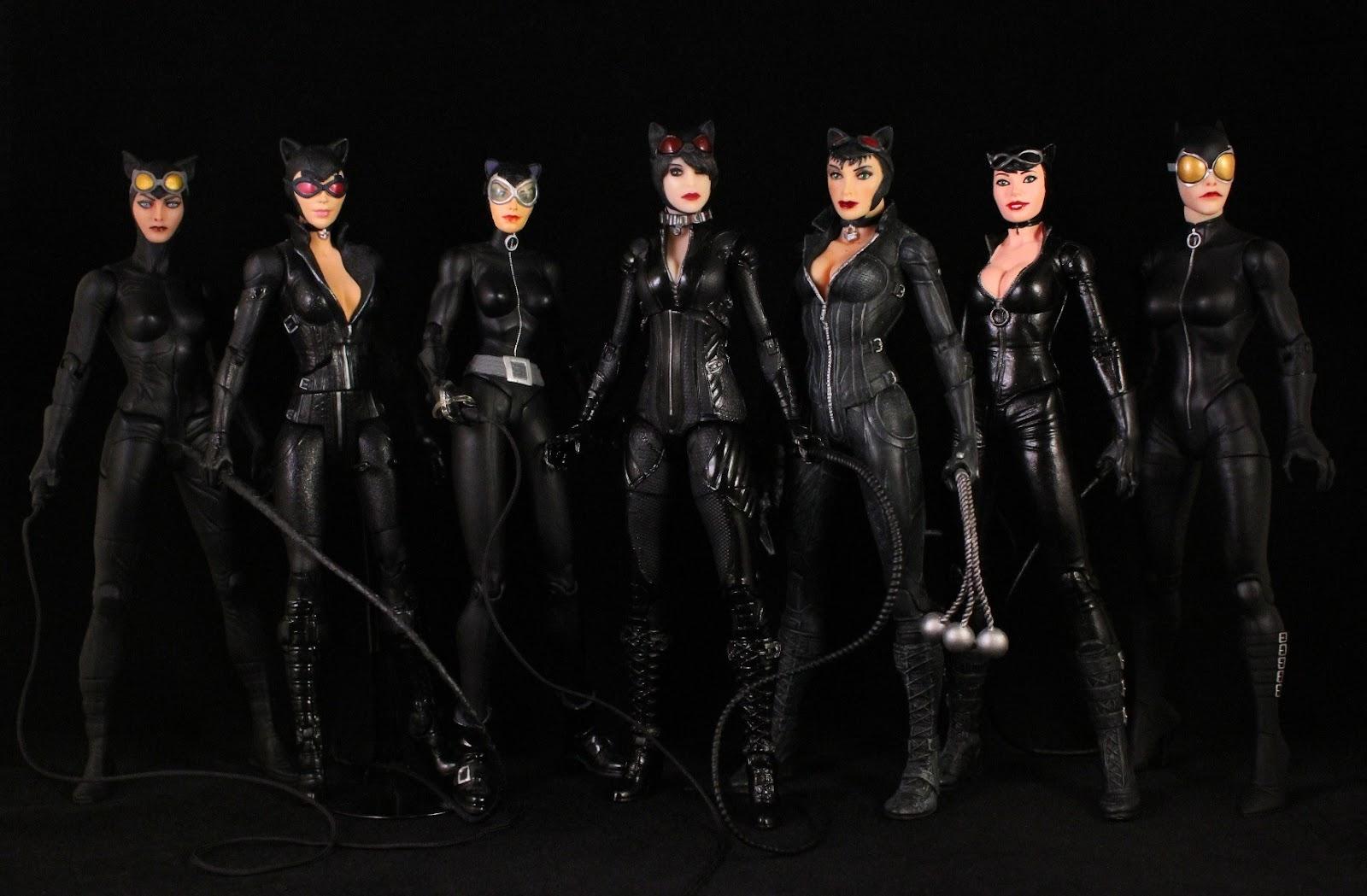 She's Fantastic: Batman: Arkham Knight - CATWOMAN!