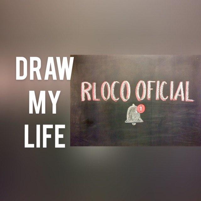 Trajetória de rapper patense R Loco é contada por arte lettering em giz