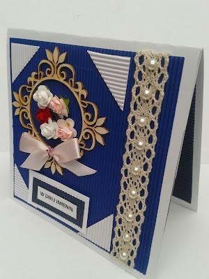 kartki ręcznie robione z okazji imienin