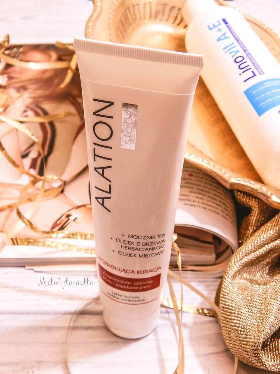 6 ziołolek Linovit a + e dermatologiczny żel do mycia z witaminami  recenzja opinia działanie krem do stóp schodząca skóra zrogowaniała skóra popękane pięty