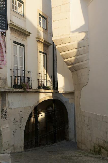 L'Alfama-Lisbonne-Portugal