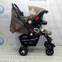 Babyelle BS-S603TS Aspen Travel System Baby Stroller