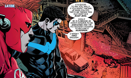 Nightwing #21 Preview