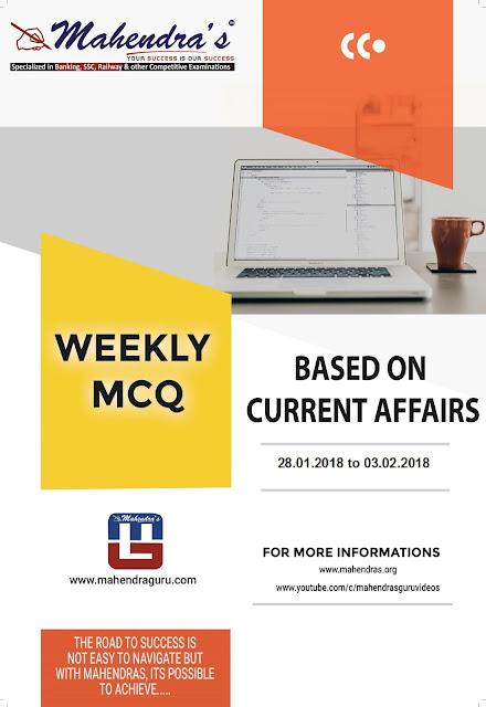 Weekly Pocket | January 28, 2018 - February 03, 2018