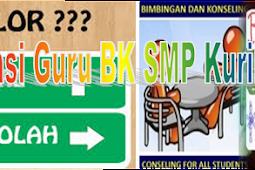 Download Administrasi Guru BK SMP Kurikulum 2013